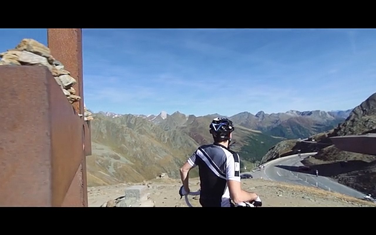 Video Rennradtraum Meraner Land / Südtirol
