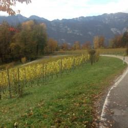 Rennradtour Gfrill: Herbst