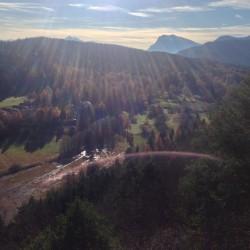 Rennradtour - Fennberg / Herbst