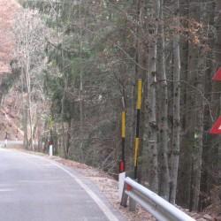Rennradtour Grill: 14 Prozent Steigung