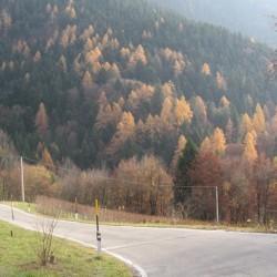 Rennradtour Grill: Herbst