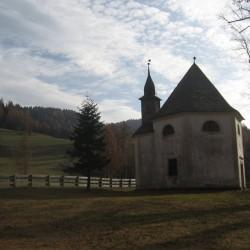 Rennradtour Grill: Kapelle