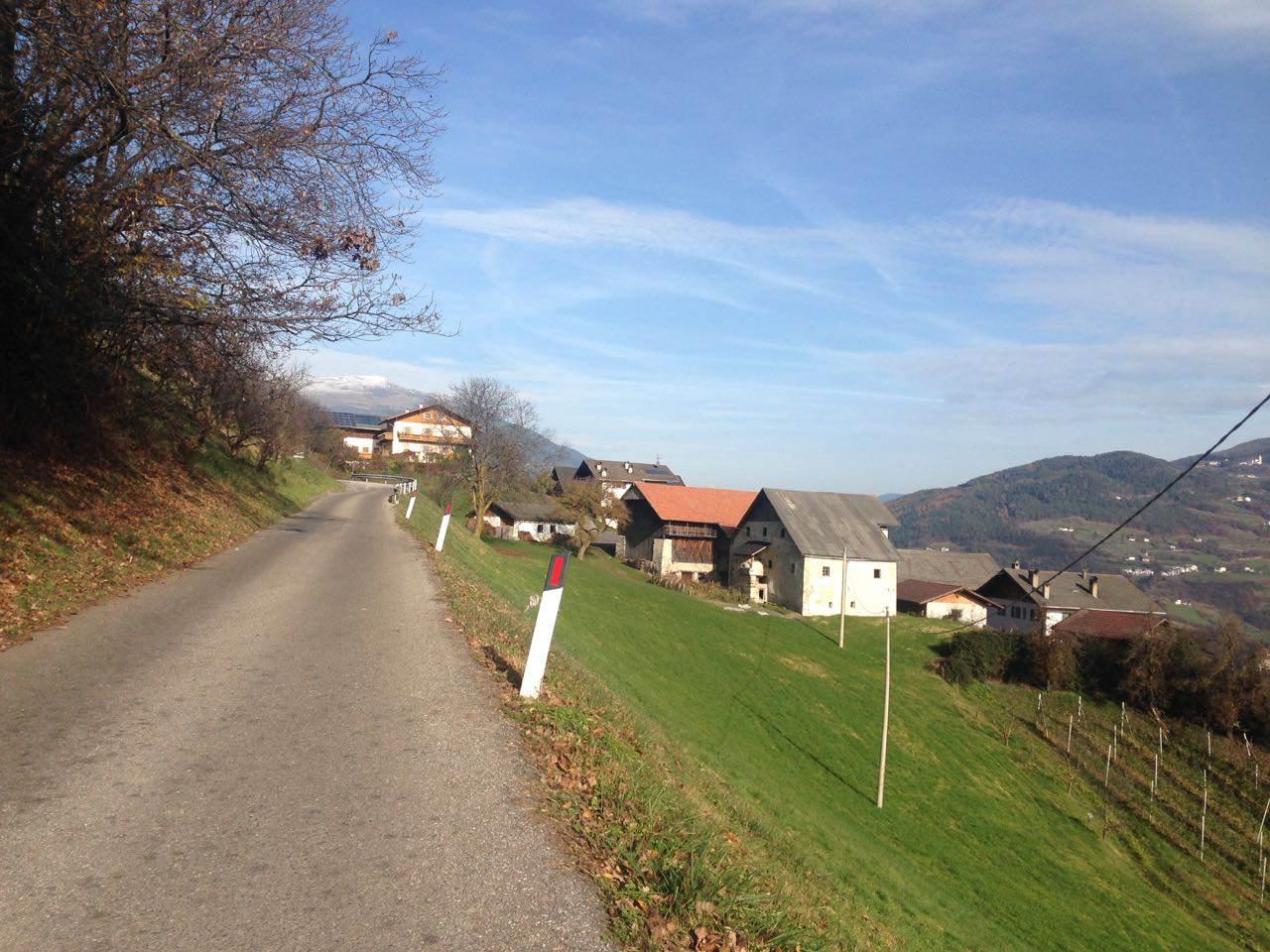 Rennradtour Saubach