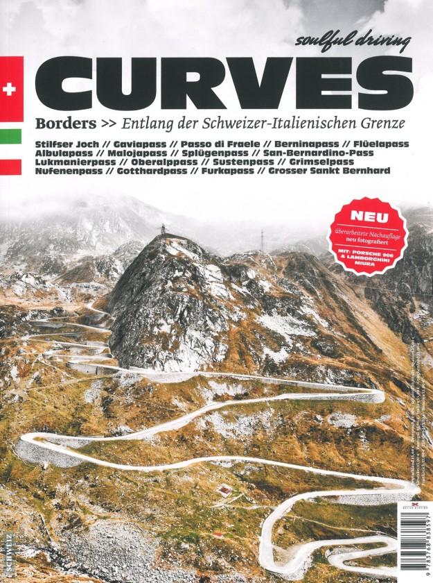 """CURVES """"Borders - entlang der Schweizer-Italienischen Grenze"""""""
