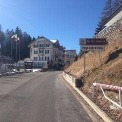 Mendel Winterfahrt / Passo Mendola