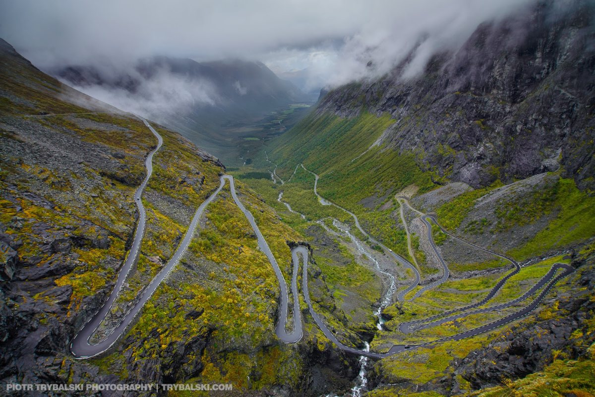 Roadtripping Norway © trybalski.com