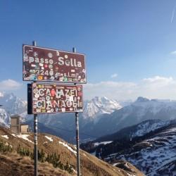 Winter Sellaronda: Passo Sella