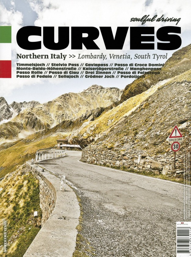 Curves Northern Italy