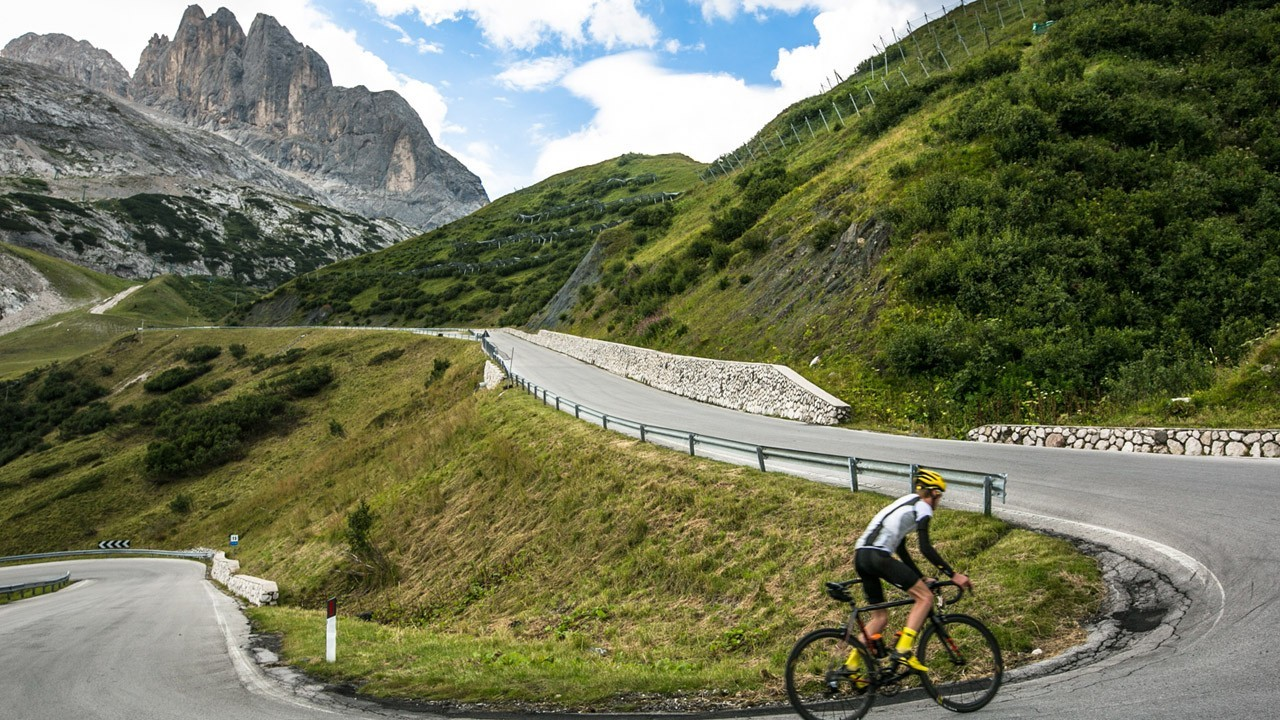 Video Passo Fedaia © The Col Collective