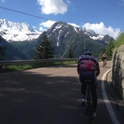 Gran Fondo Giro d'Italia – Mortirolo 2015 / Presanella