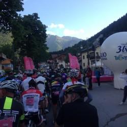 Gran Fondo Giro d'Italia – Mortirolo 2015 / Start