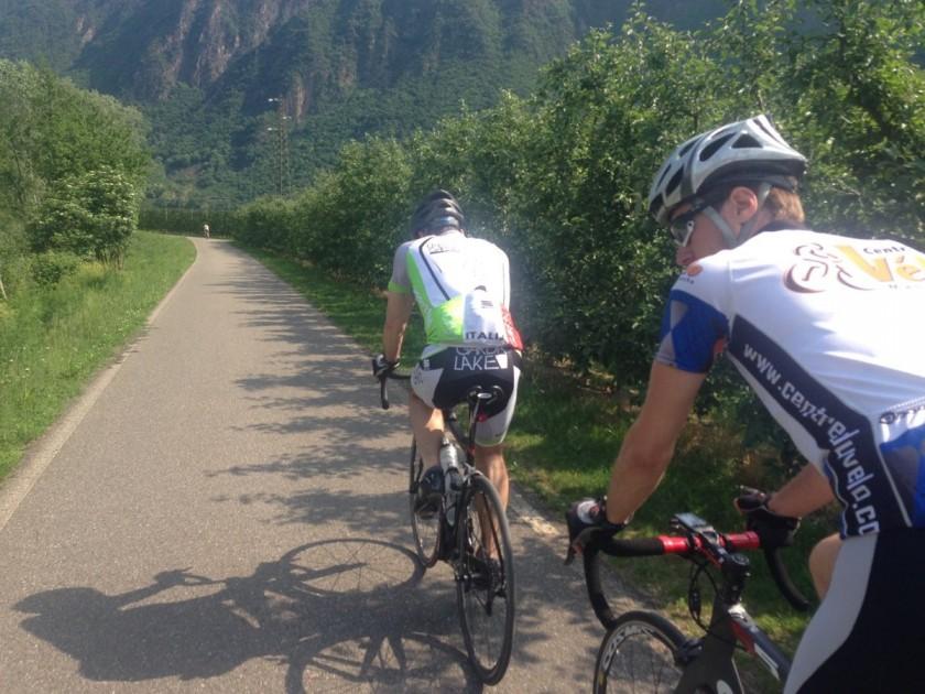 Rennradtour-Vinschgau_Radweg