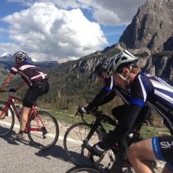 Triathlon Camp Südtirol / Positionierungskämpfe