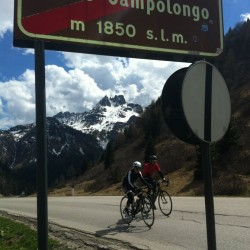 Triathlon Camp Südtirol / Passo Campolongo