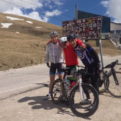Triathlon Camp Südtirol / Pordoipass