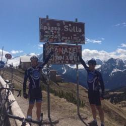 Triathlon Camp Südtirol / Sellajoch