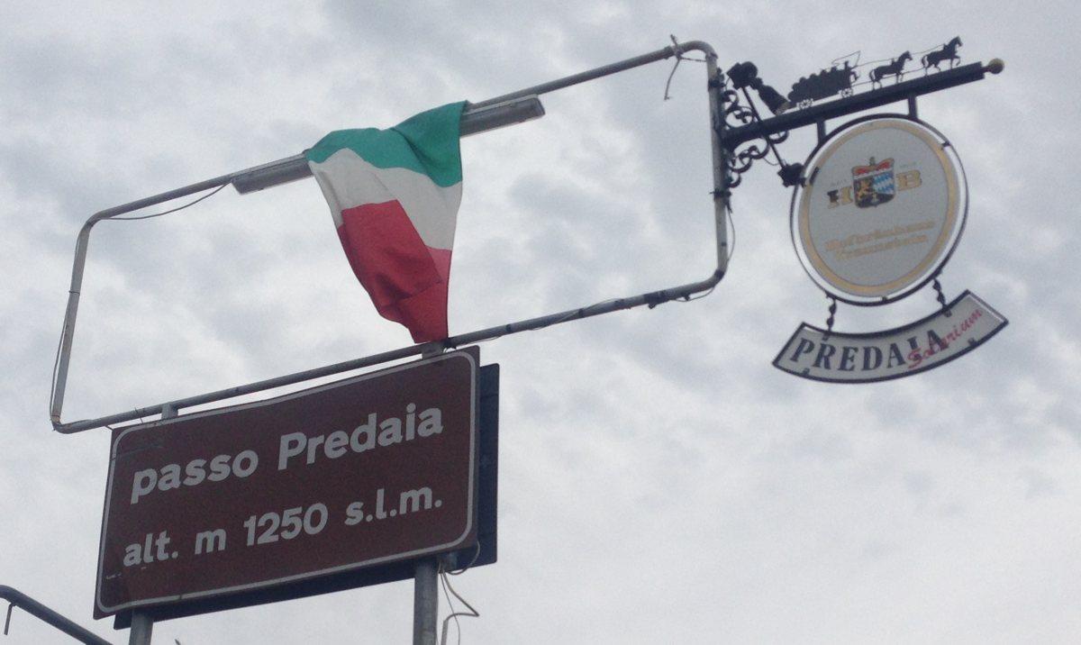 Rennradler.it / Passo Predaia (1250m)