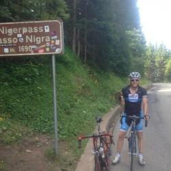 Rennradtour Nigerpass - Karerpass / Gilles