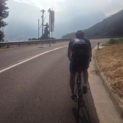 Rennradtour Nigerpass - Karerpass / Neue Tierser Strasse