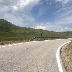 Rennradtour Penserjoch / Finale