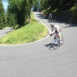 Passo Stelvio - Passo Umbrail / Downhill