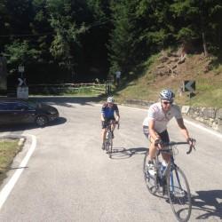 Passo Stelvio - Passo Umbrail / Kehre 44
