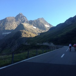 Alpenbrevet Platin / Finale Sustenpass