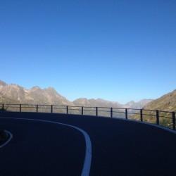 Alpenbrevet Platin / Letzte Kehre Sustenpass