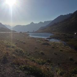 Alpenbrevet Platin / Passhöhe Sustenpass
