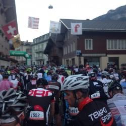 Alpenbrevet Platin / Start Meiringen