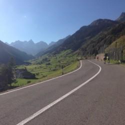 Alpenbrevet Platin / Start Sustenpass