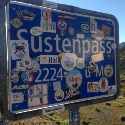 Alpenbrevet Platin / Sustenpass (2224m)