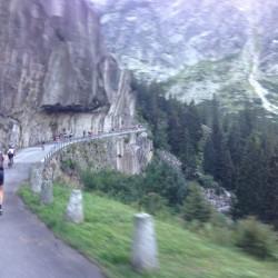 Alpenbrevet Platin / Umfahrung Grimselpass