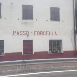 Rennradtour Passo Brocon / Passhöhe Forcella
