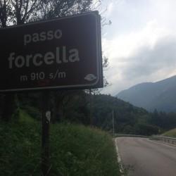 Rennradtour Passo Brocon / Passo Forcella