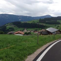 Rennradtour Falzeben / Mölten