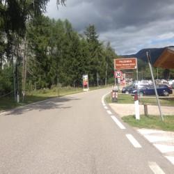 Rennradtour Falzeben / Parkplatz