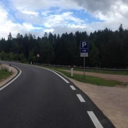 Rennradtour Falzeben / Schermoossattel