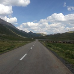 Rennradtour Graubünden / Albulapass Ostrampe