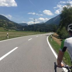 Rennradtour Graubünden / Davos