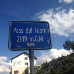 Rennradtour Graubünden / Ofenpass
