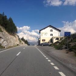 Rennradtour Graubünden / Ofenpass Finale