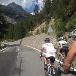 Rennradtour Graubünden / Ova Spin