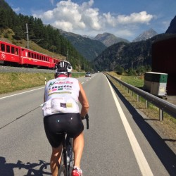 Rennradtour Graubünden / Zernez
