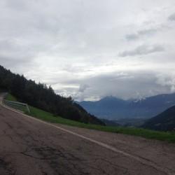 Rennradtour Passeiertal / Tall