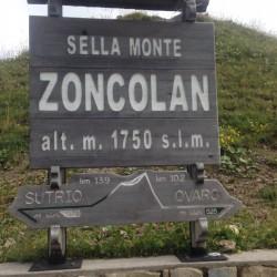 Rennradtour Monte Zoncolan / 1750 m