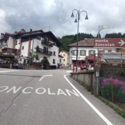 Rennradtour Monte Zoncolan / Liariis