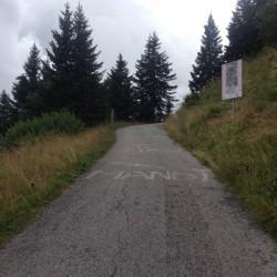 Rennradtour Monte Zoncolan / Ostrampe