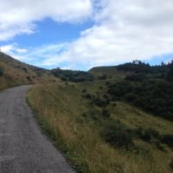 Rennradtour Monte Zoncolan / Schlussanstieg West