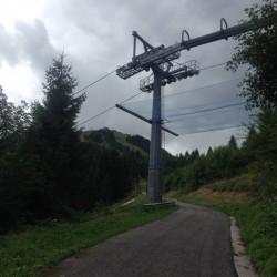 Rennradtour Monte Zoncolan / Skigebiet